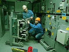 обслуживание промышленных объектов