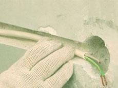 ремонт скрытой электропроводки в квартире