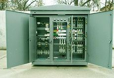 установка трансформаторных подстанций