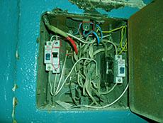 замена вводного кабеля в хрущевке
