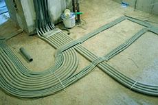 прокладка кабеля в квартире