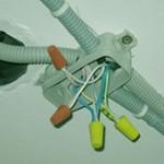 расценки на прокладку кабеля в гофре