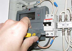перенос электросчетчика в спб