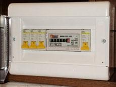 перенос электросчетчика внутри квартиры