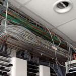 прокладка слаботочных сетей