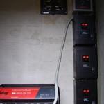 установка генератора на даче