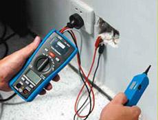 проверка состояния электропроводки в квартире