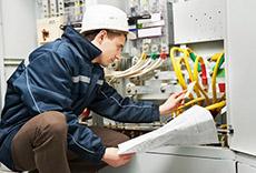 выполнить проект производства работ по электрике
