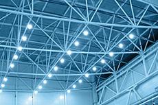 внутреннее освещение промышленных предприятий