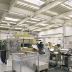 Освещение цехов промышленных предприятий