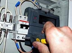 Демонтаж счетчика электроэнергии