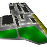 проектирование наружного освещения