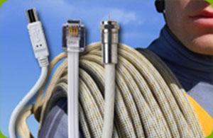 прокладка интернет кабеля в квартире