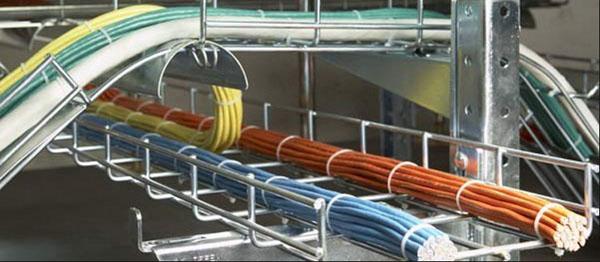 прокладка кабельных сетей в помещении