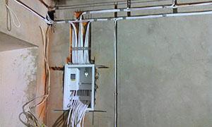 проведение электропроводки в доме